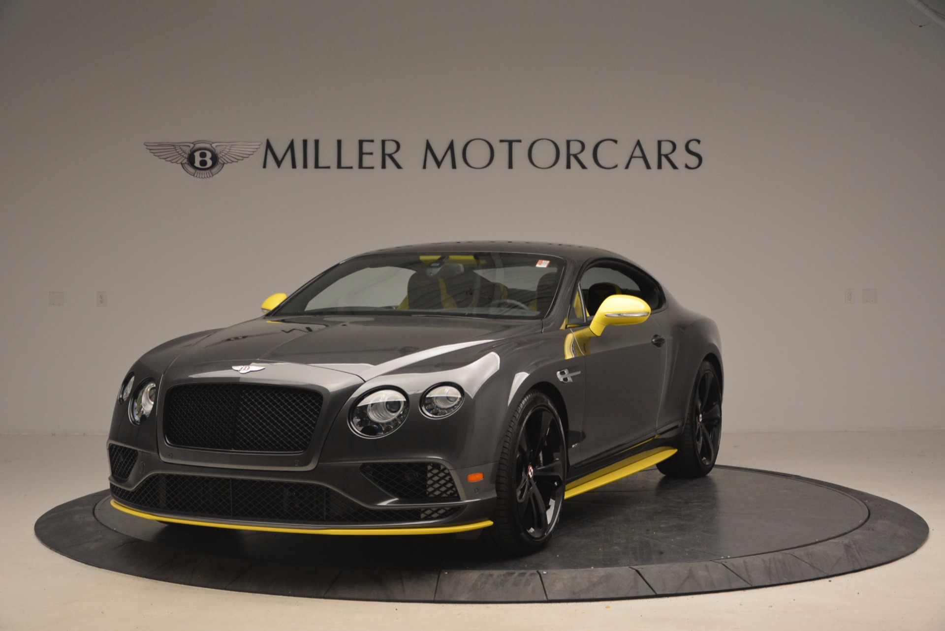 New 2017 Bentley Continental GT V8 S For Sale In Greenwich, CT 860_main
