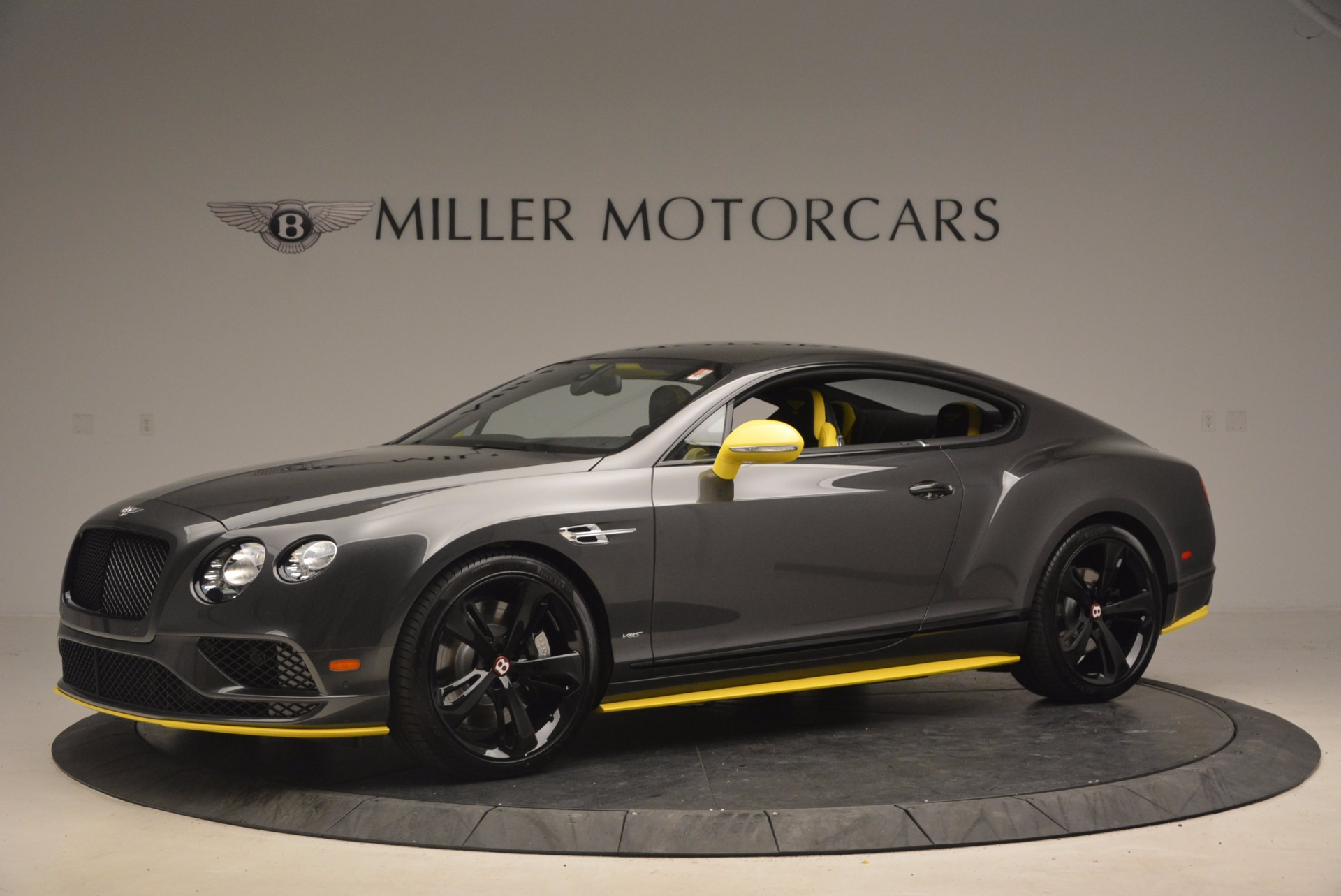 New 2017 Bentley Continental GT V8 S For Sale In Greenwich, CT 860_p2