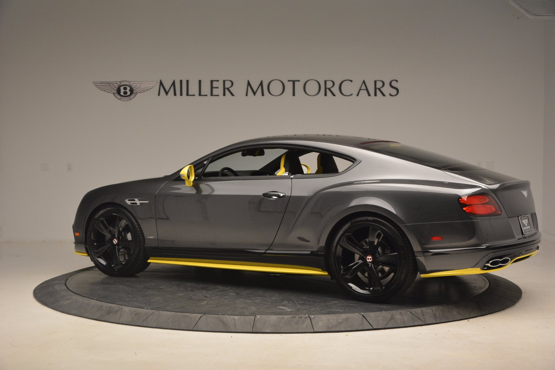 New 2017 Bentley Continental GT V8 S For Sale In Greenwich, CT 860_p4