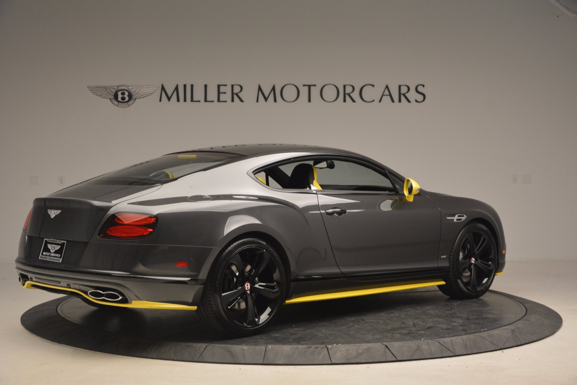 New 2017 Bentley Continental GT V8 S For Sale In Greenwich, CT 860_p8