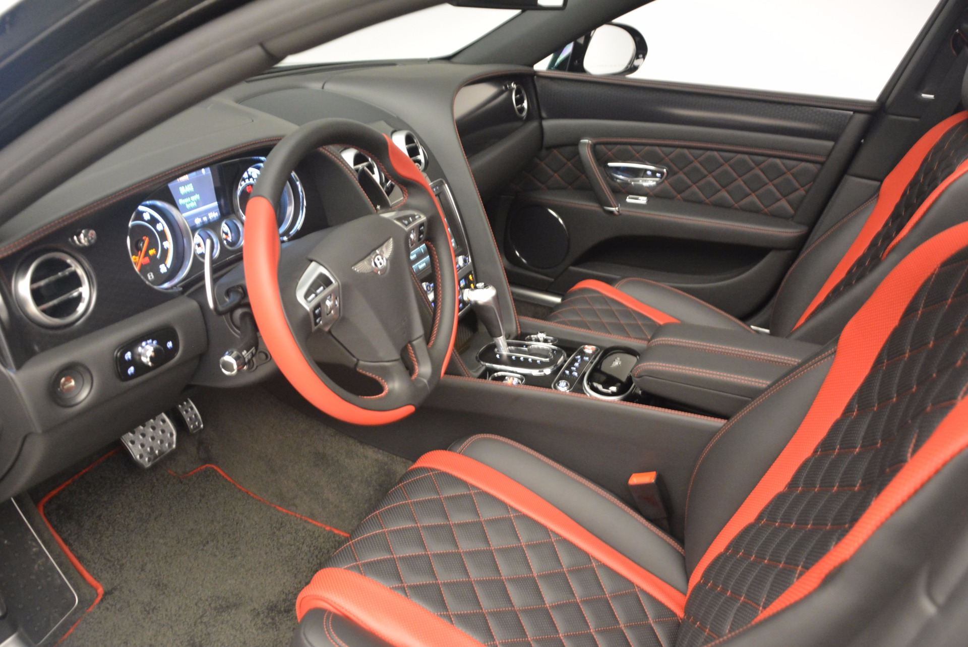 New 2017 Bentley Flying Spur W12 S For Sale In Greenwich, CT 861_p26