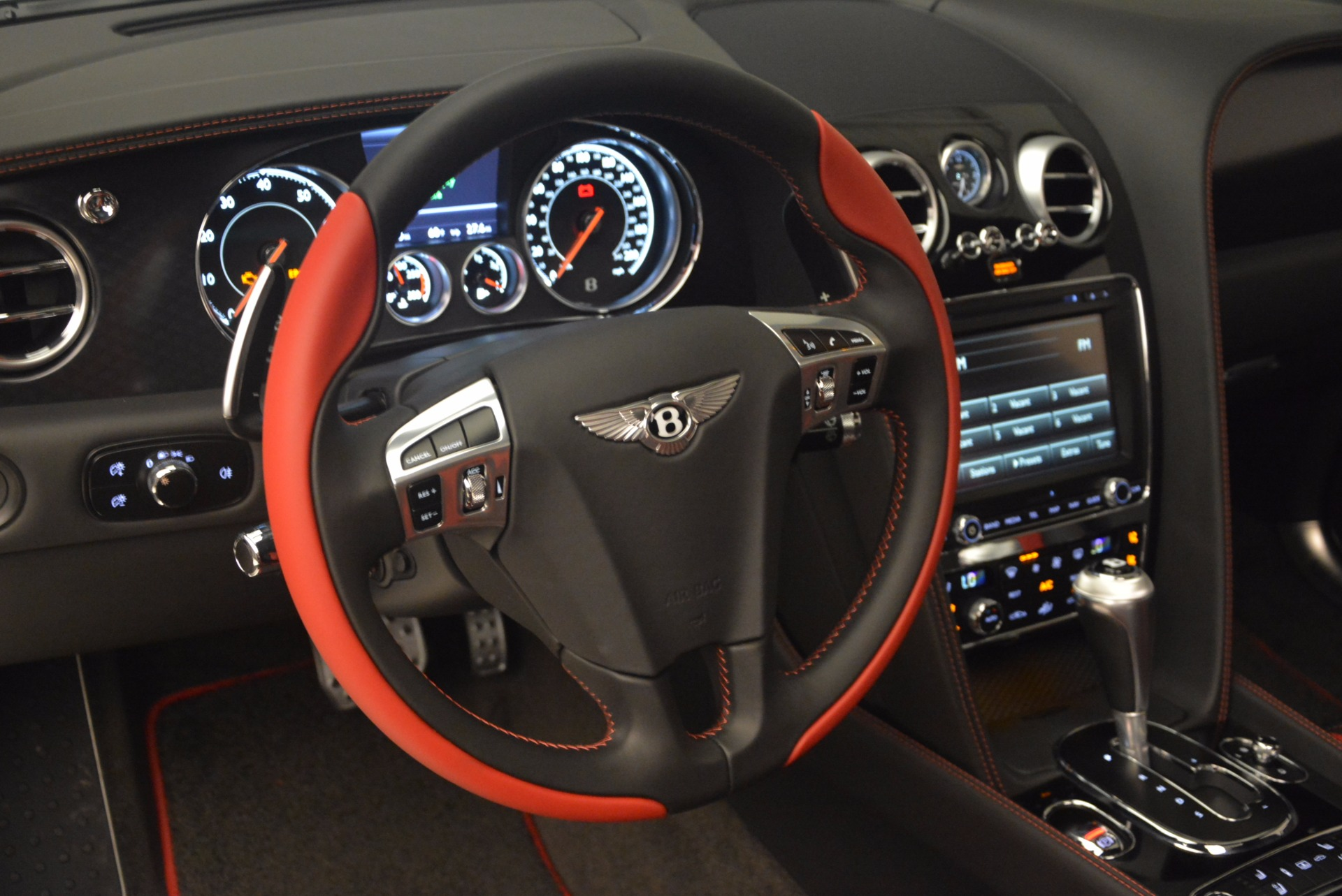 New 2017 Bentley Flying Spur W12 S For Sale In Greenwich, CT 861_p28