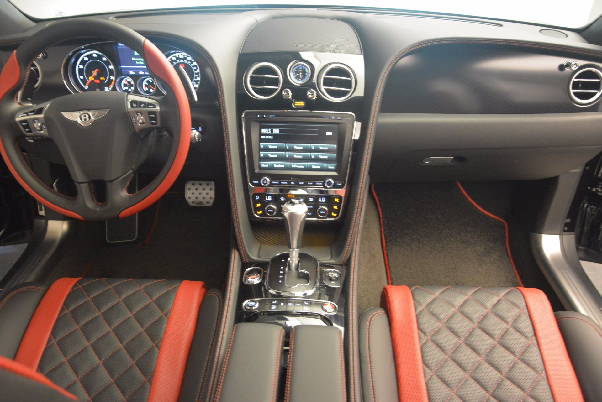 New 2017 Bentley Flying Spur W12 S For Sale In Greenwich, CT 861_p47