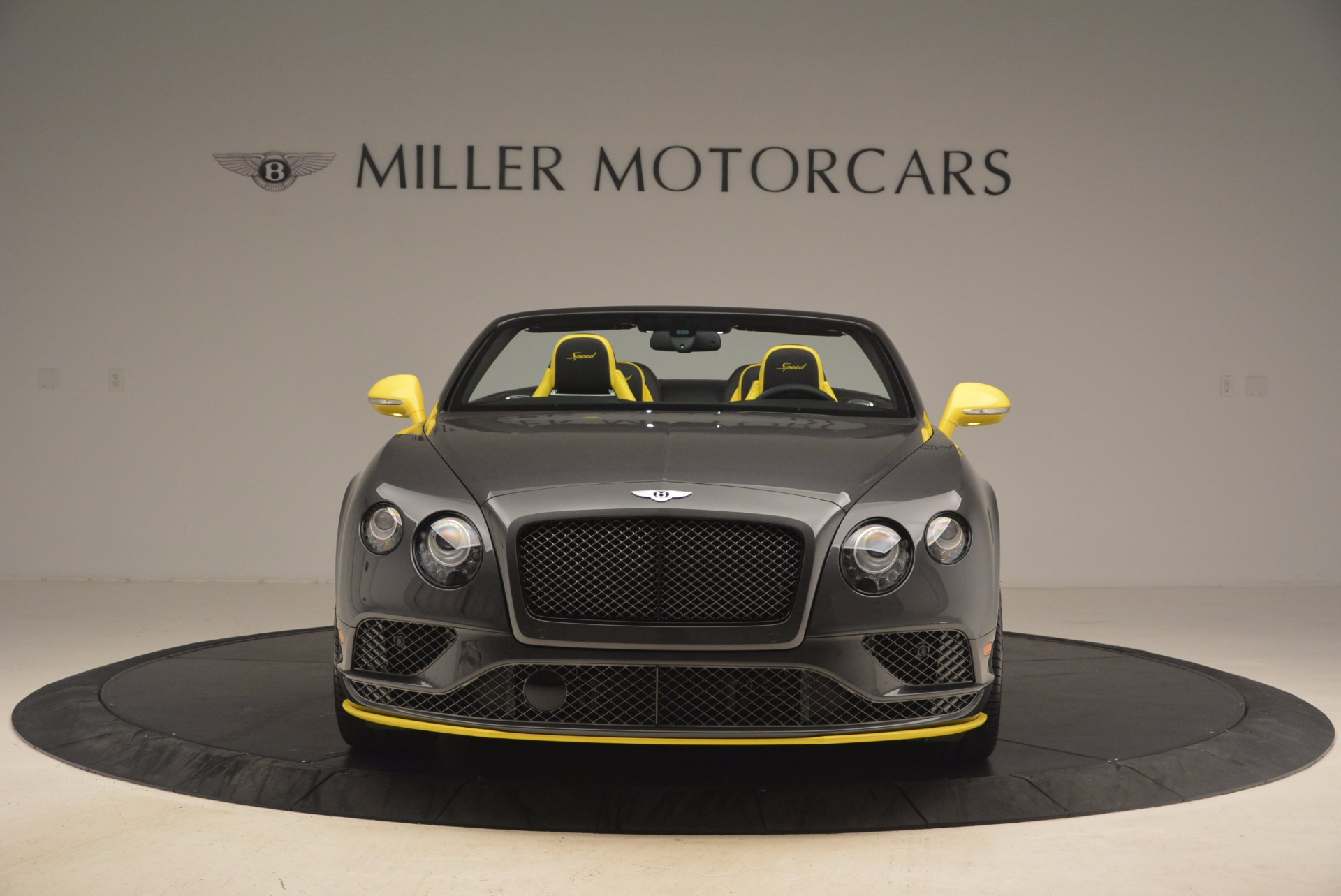 New 2017 Bentley Continental GT Speed Black Edition For Sale In Greenwich, CT 862_p12