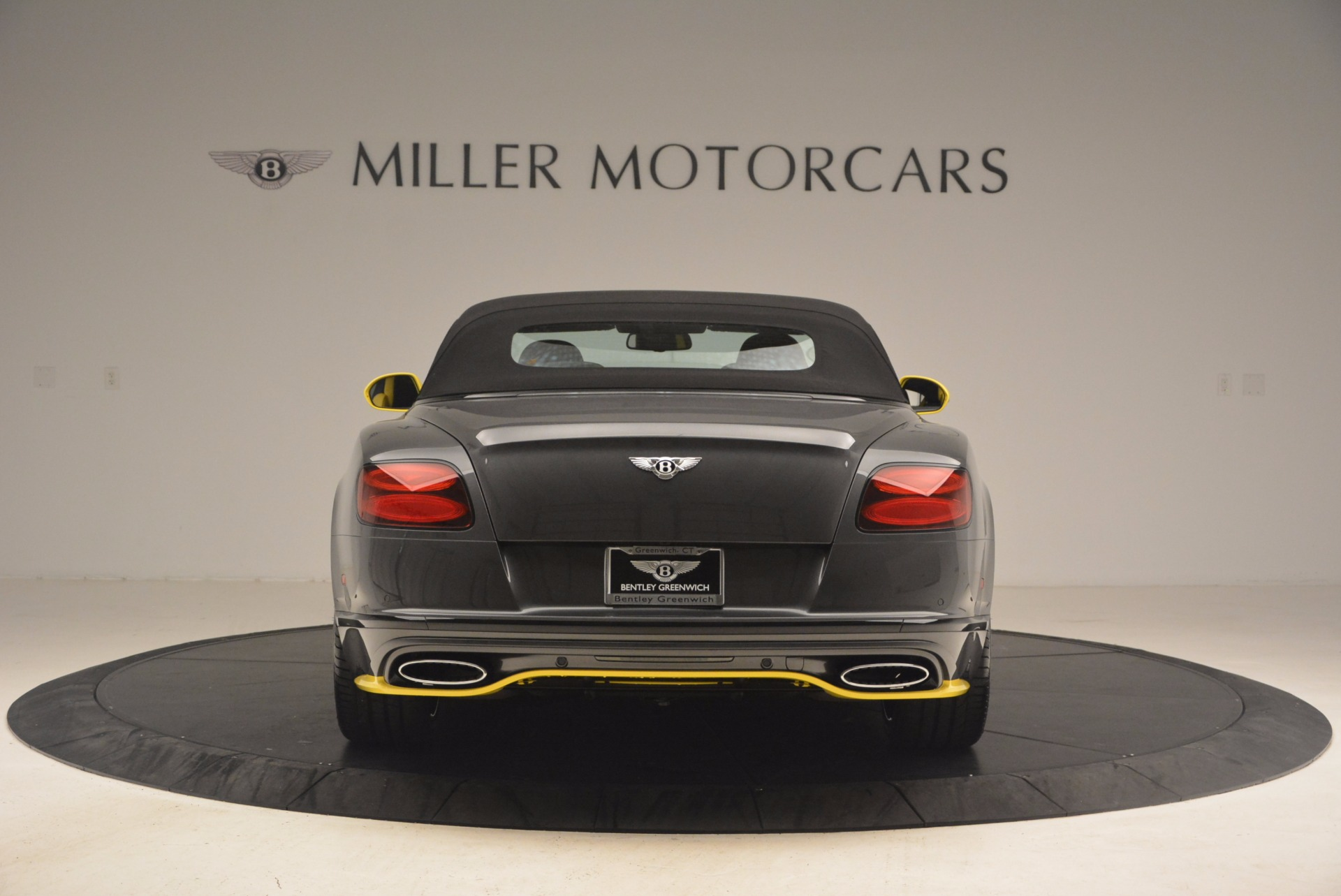 New 2017 Bentley Continental GT Speed Black Edition For Sale In Greenwich, CT 862_p16