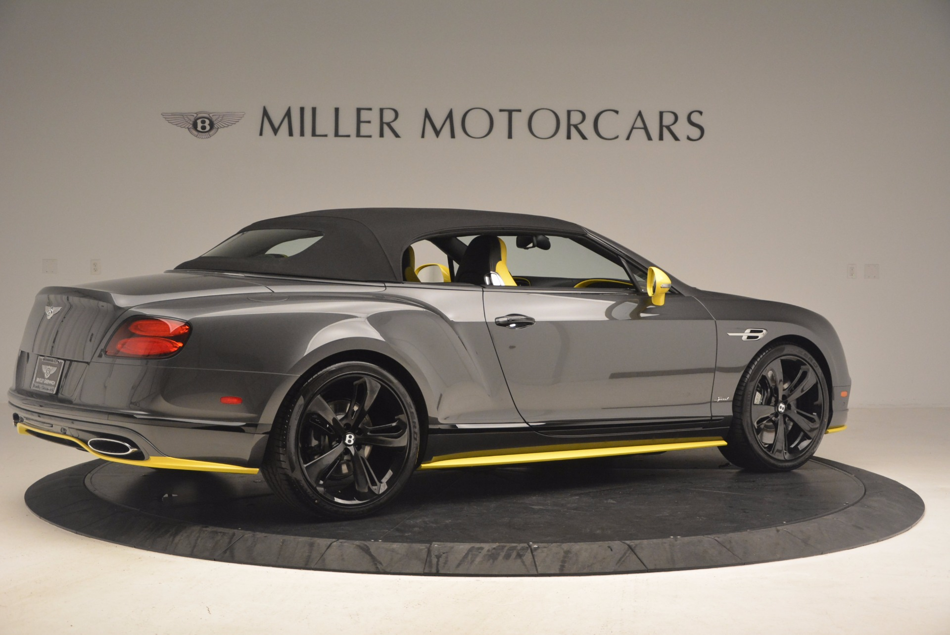New 2017 Bentley Continental GT Speed Black Edition For Sale In Greenwich, CT 862_p17