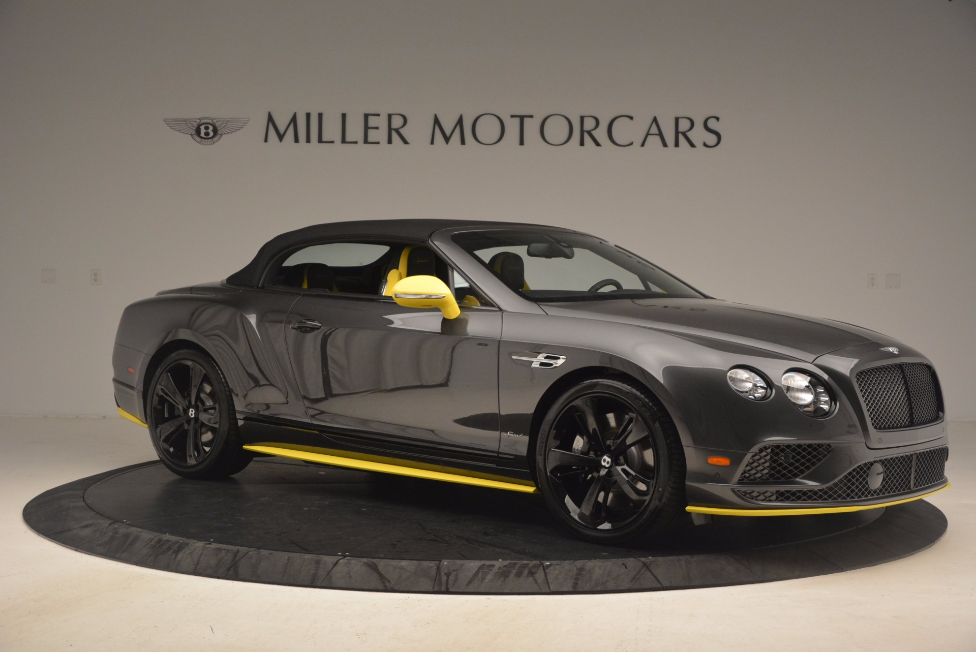 New 2017 Bentley Continental GT Speed Black Edition For Sale In Greenwich, CT 862_p19