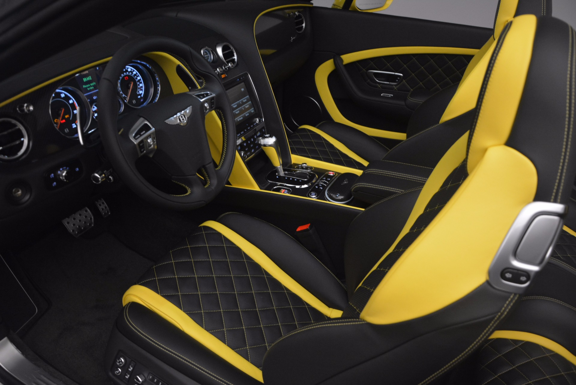 New 2017 Bentley Continental GT Speed Black Edition For Sale In Greenwich, CT 862_p25