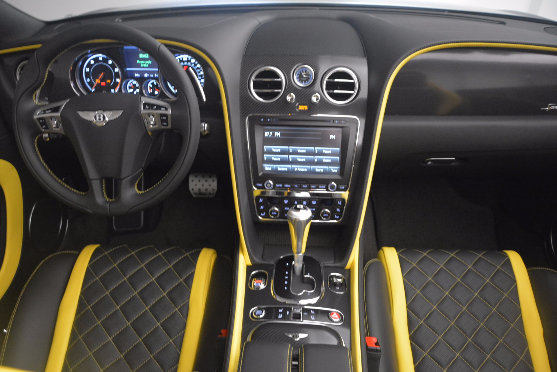 New 2017 Bentley Continental GT Speed Black Edition For Sale In Greenwich, CT 862_p31