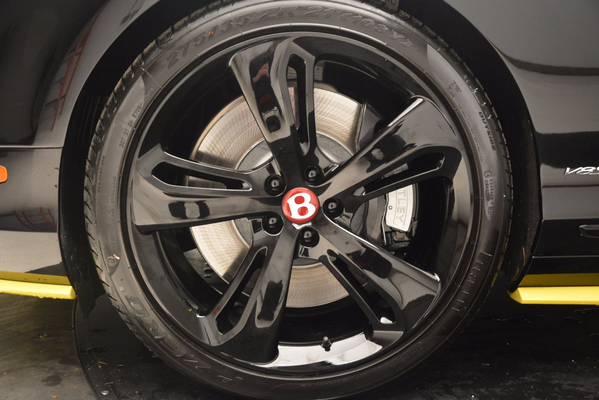 New 2017 Bentley Continental GT V8 S Black Edition For Sale In Greenwich, CT 864_p23