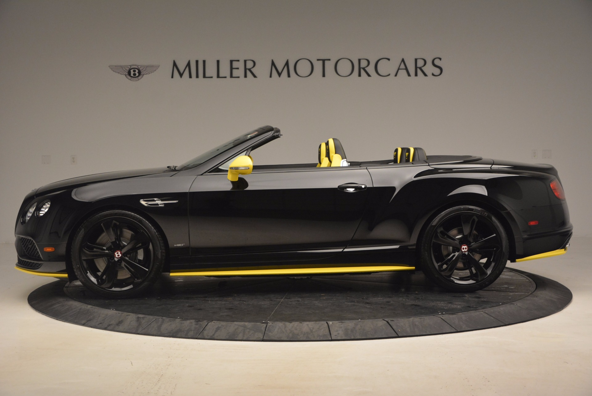 New 2017 Bentley Continental GT V8 S Black Edition For Sale In Greenwich, CT 864_p3