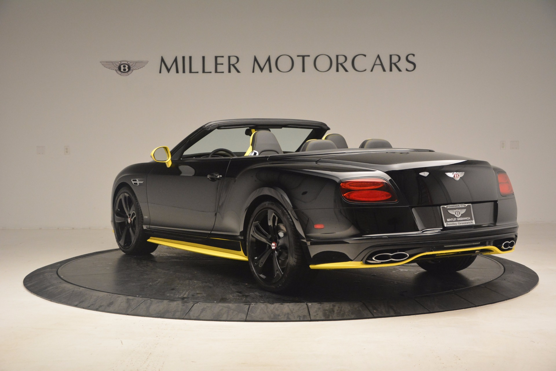 New 2017 Bentley Continental GT V8 S Black Edition For Sale In Greenwich, CT 864_p5