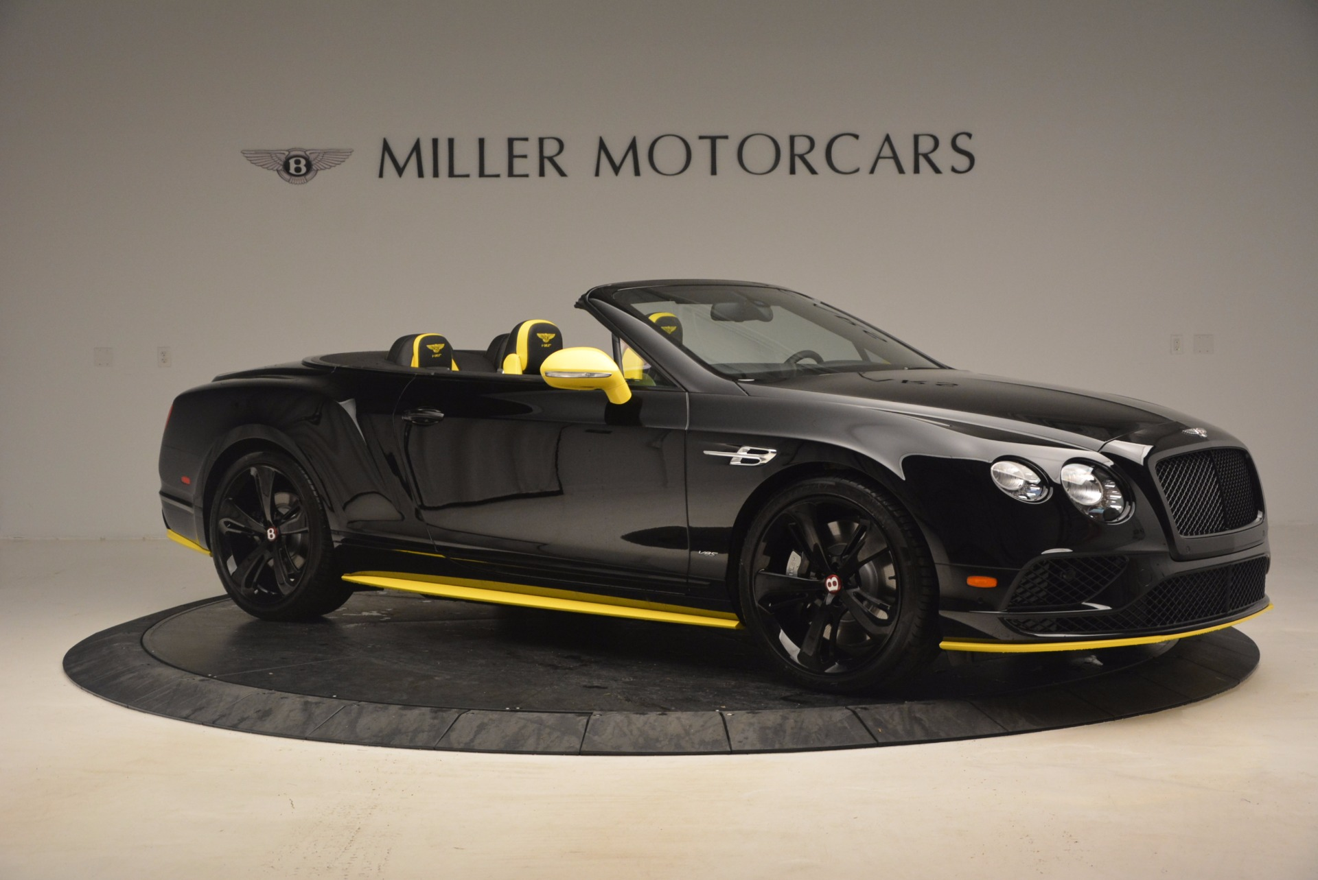 New 2017 Bentley Continental GT V8 S Black Edition For Sale In Greenwich, CT 864_p9