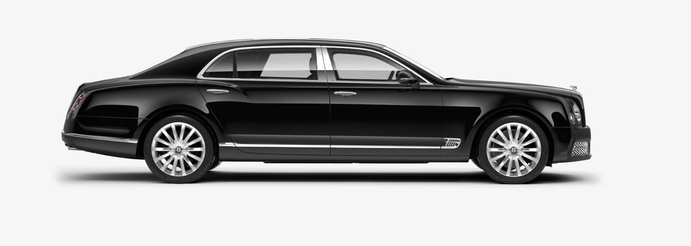 New 2017 Bentley Mulsanne EWB For Sale In Greenwich, CT 871_p2