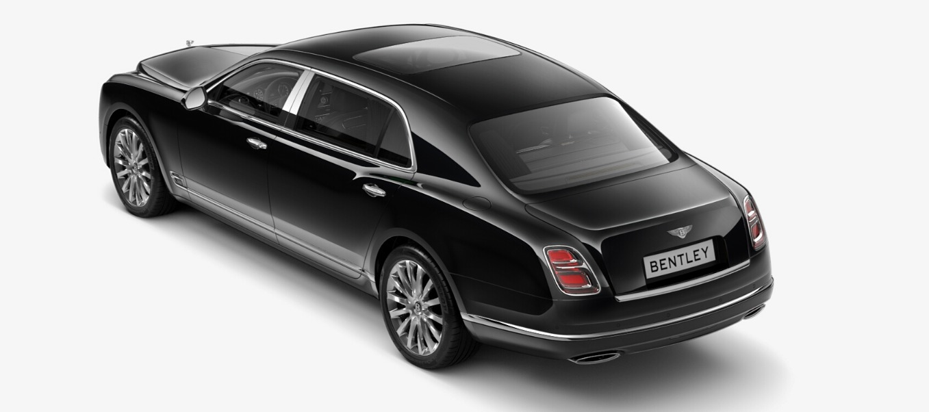 New 2017 Bentley Mulsanne EWB For Sale In Greenwich, CT 871_p4