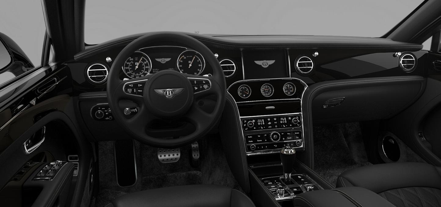 New 2017 Bentley Mulsanne EWB For Sale In Greenwich, CT 871_p6