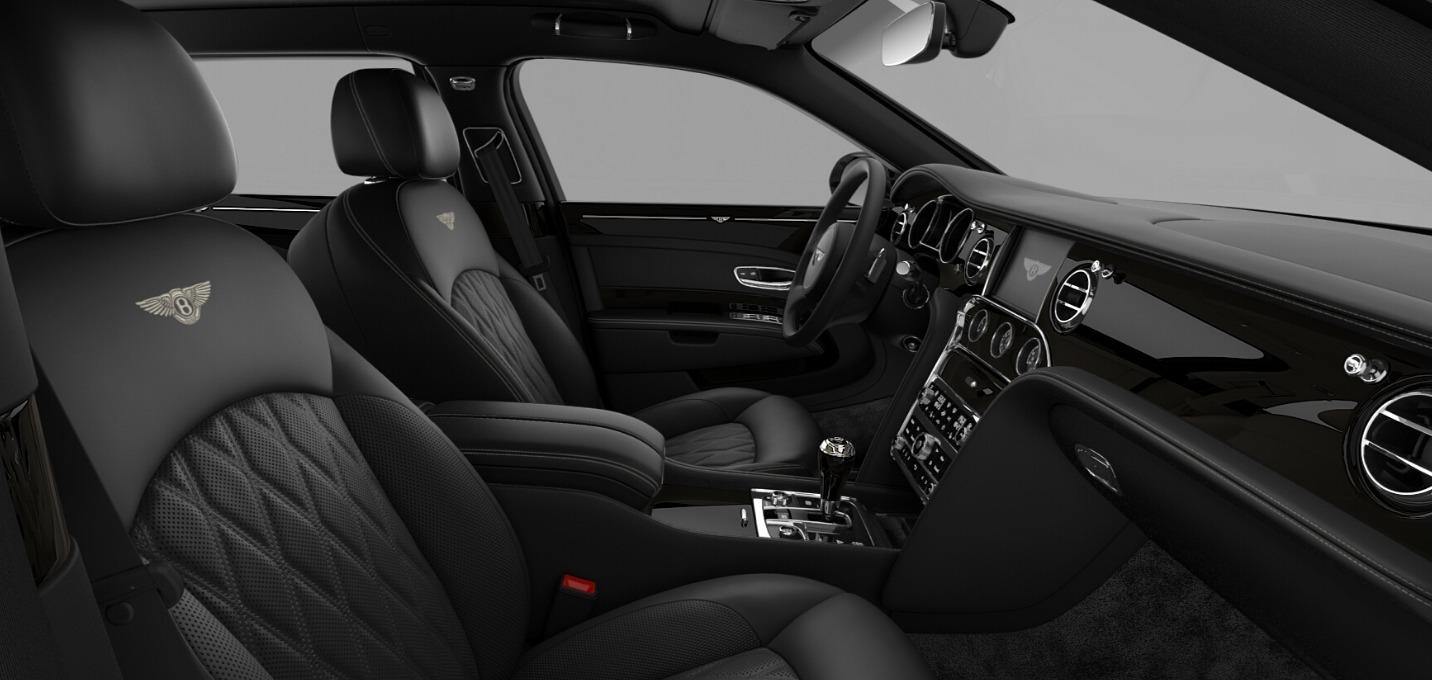 New 2017 Bentley Mulsanne EWB For Sale In Greenwich, CT 871_p7
