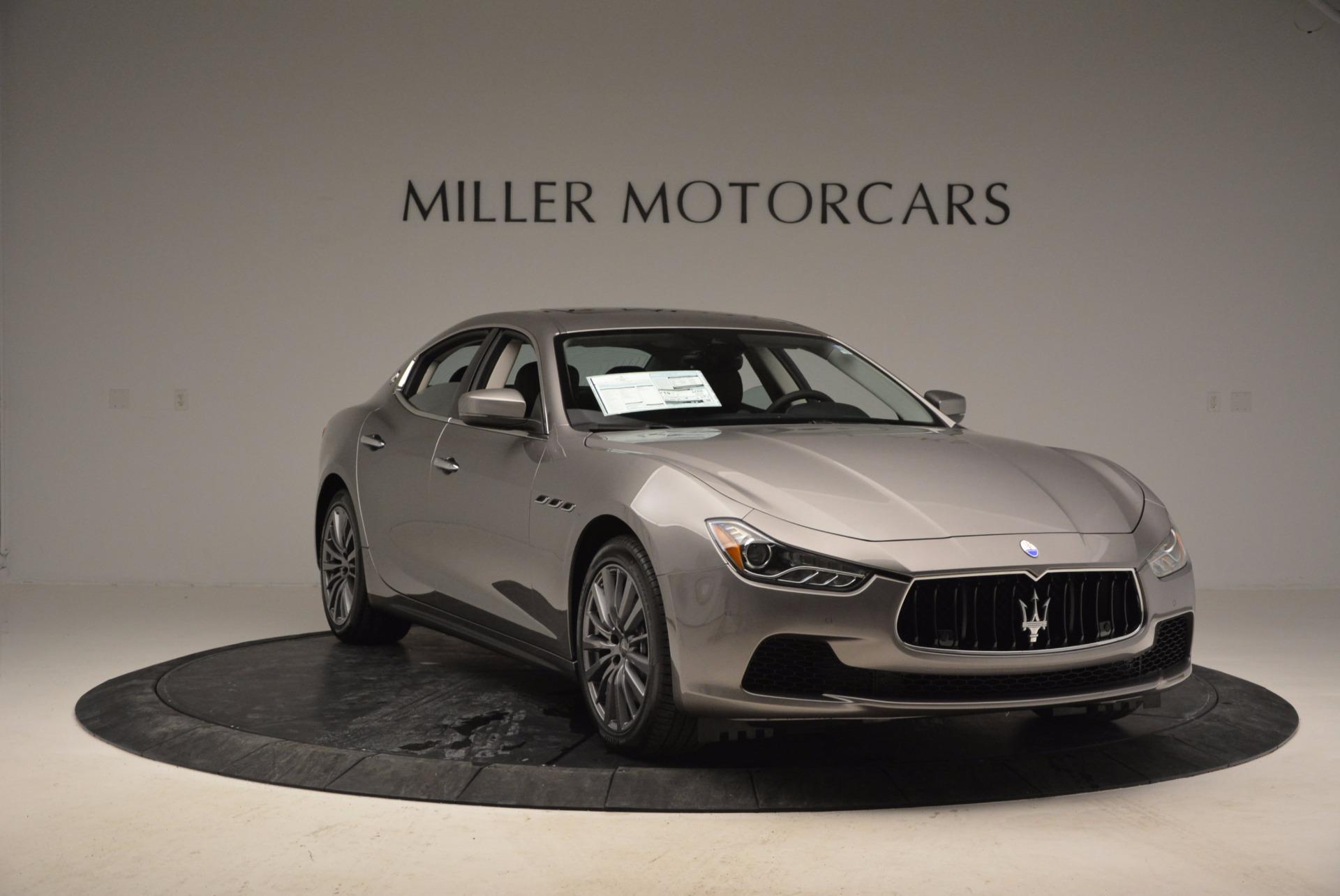New 2017 Maserati Ghibli S Q4 For Sale In Greenwich, CT 872_p11
