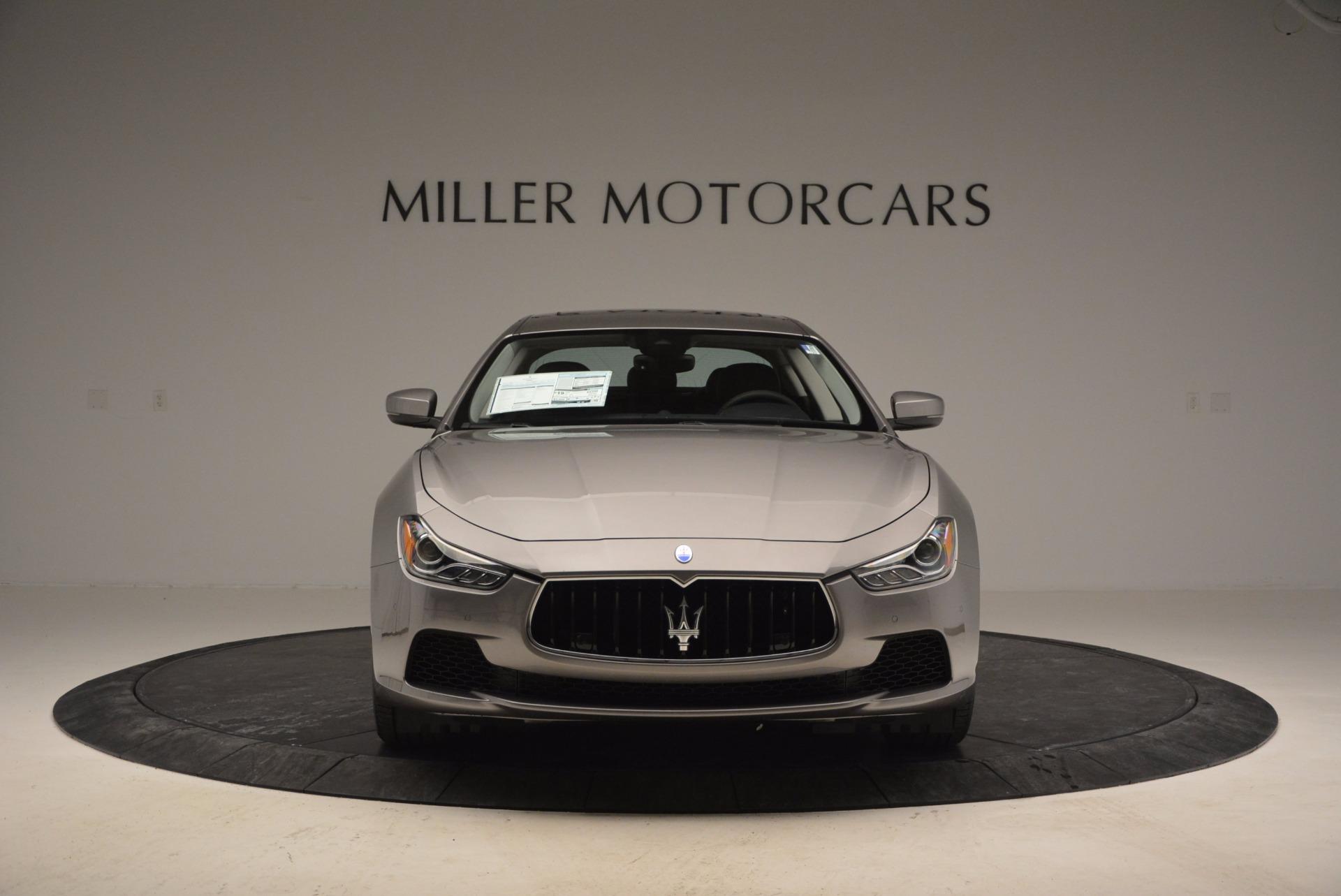 New 2017 Maserati Ghibli S Q4 For Sale In Greenwich, CT 872_p12