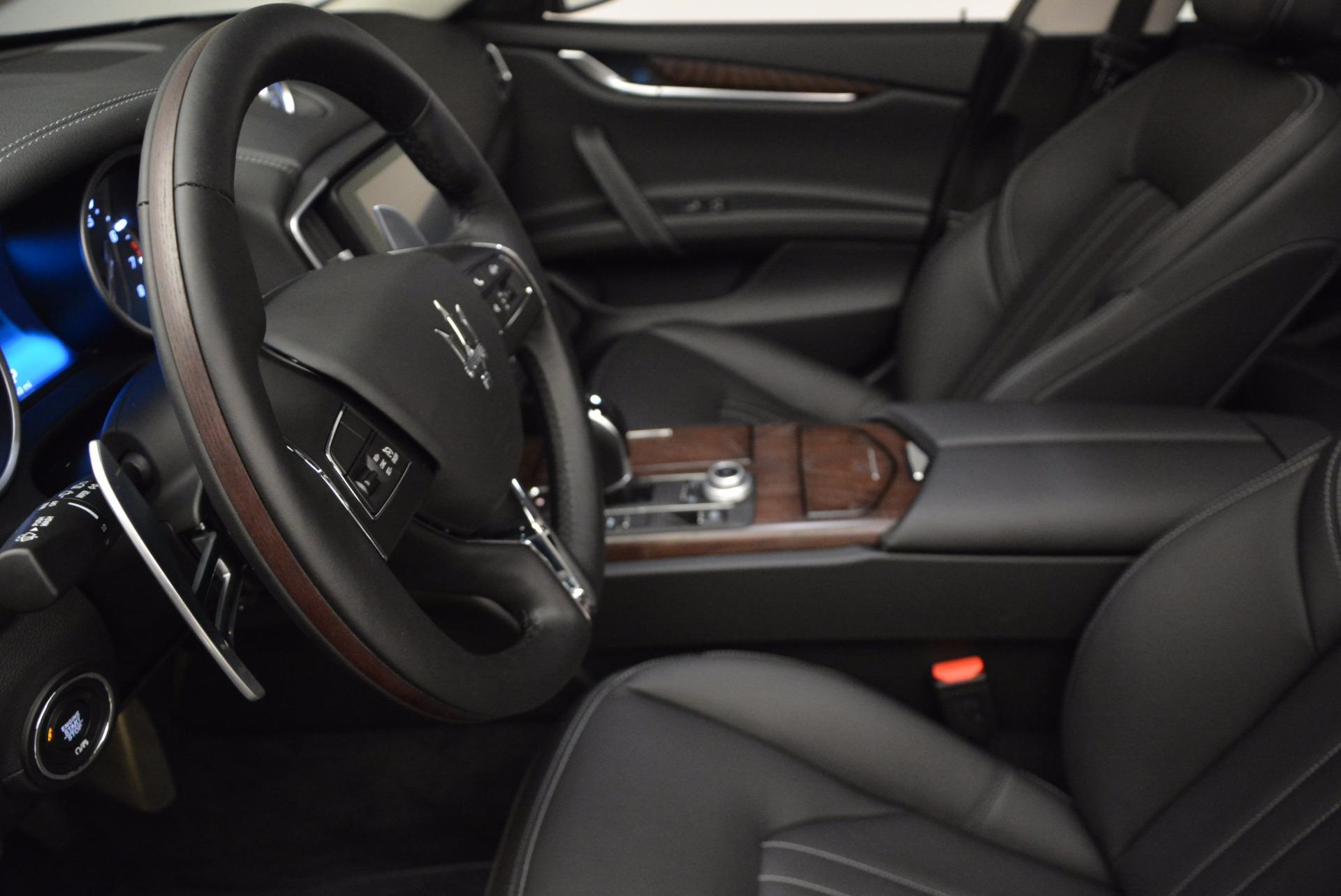 New 2017 Maserati Ghibli S Q4 For Sale In Greenwich, CT 872_p14