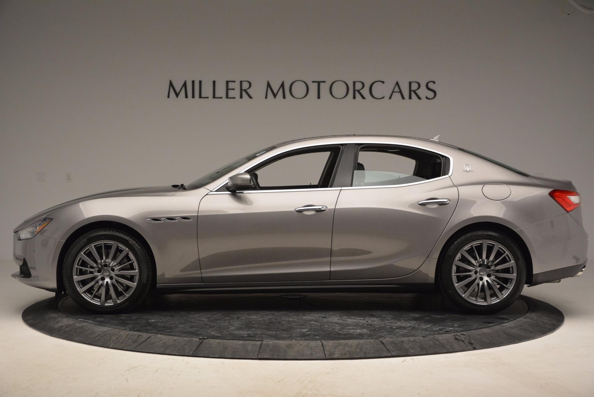 New 2017 Maserati Ghibli S Q4 For Sale In Greenwich, CT 872_p3