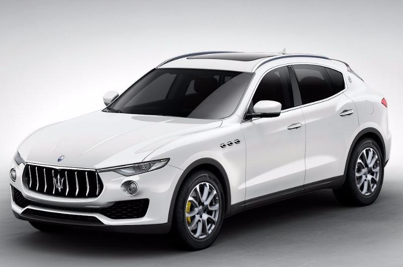 New 2017 Maserati Levante  For Sale In Greenwich, CT 873_main