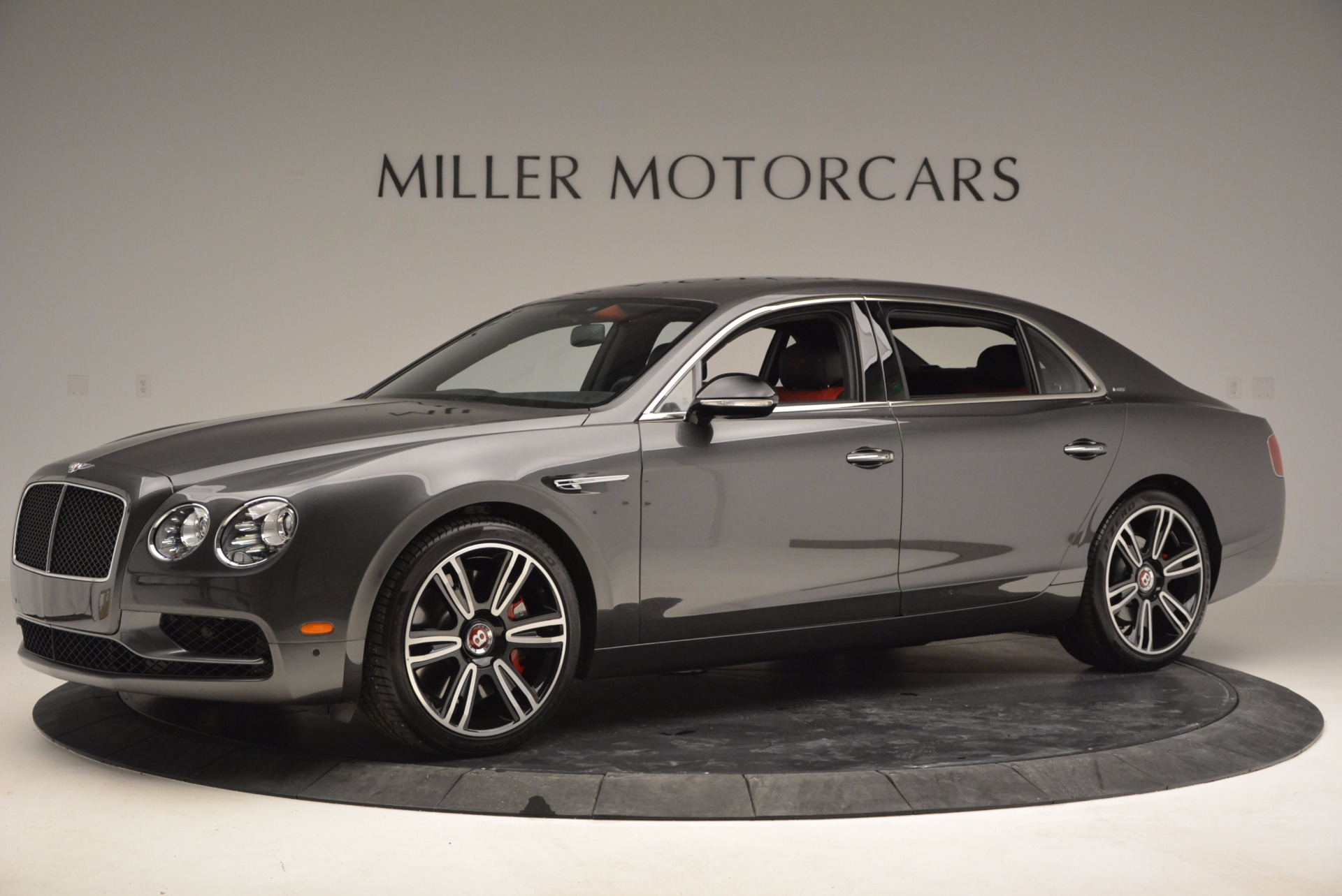 Used 2017 Bentley Flying Spur V8 S For Sale In Greenwich, CT 875_p2