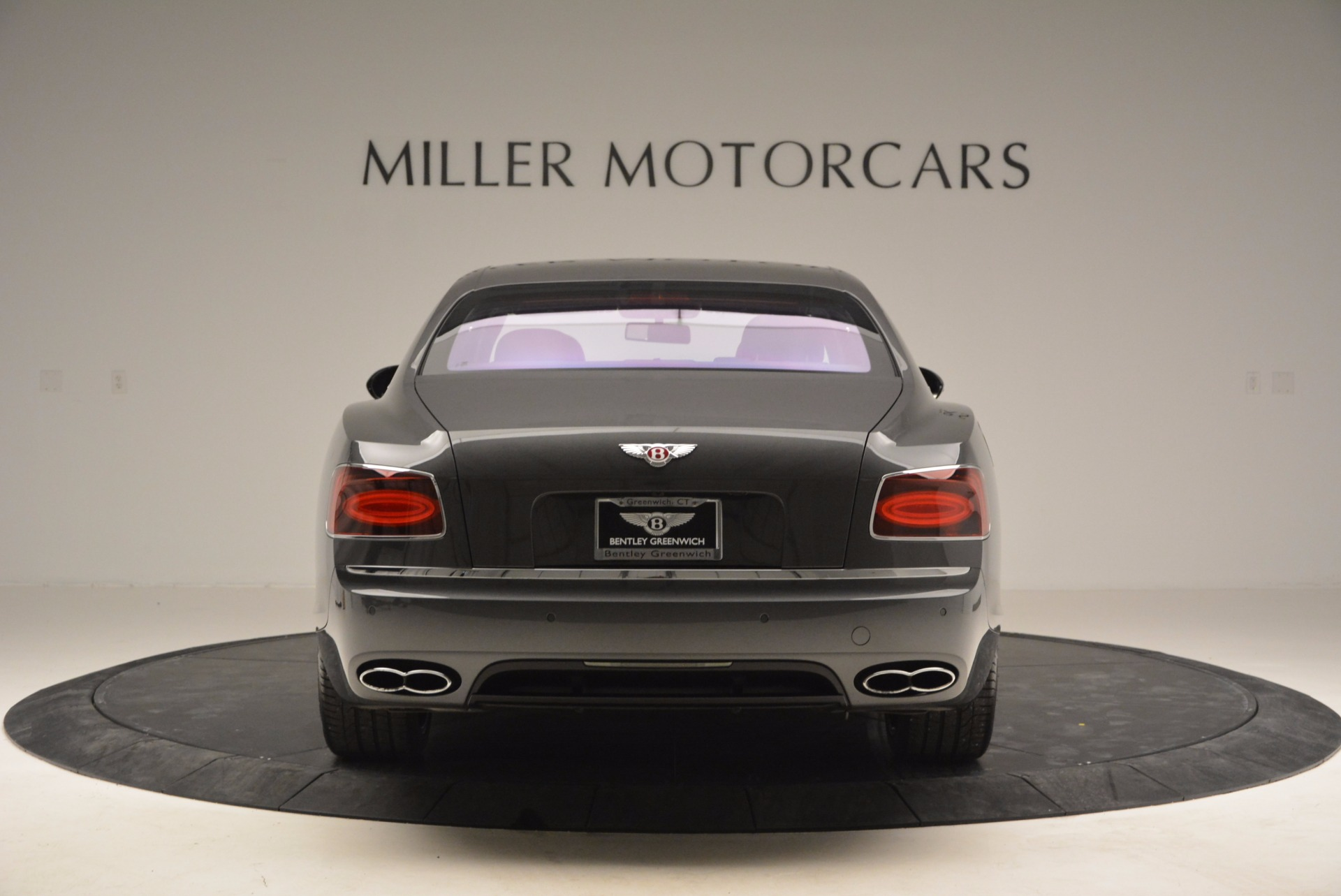 Used 2017 Bentley Flying Spur V8 S For Sale In Greenwich, CT 875_p6