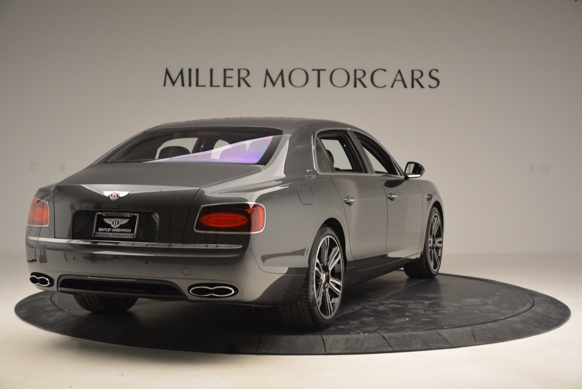 Used 2017 Bentley Flying Spur V8 S For Sale In Greenwich, CT 875_p7