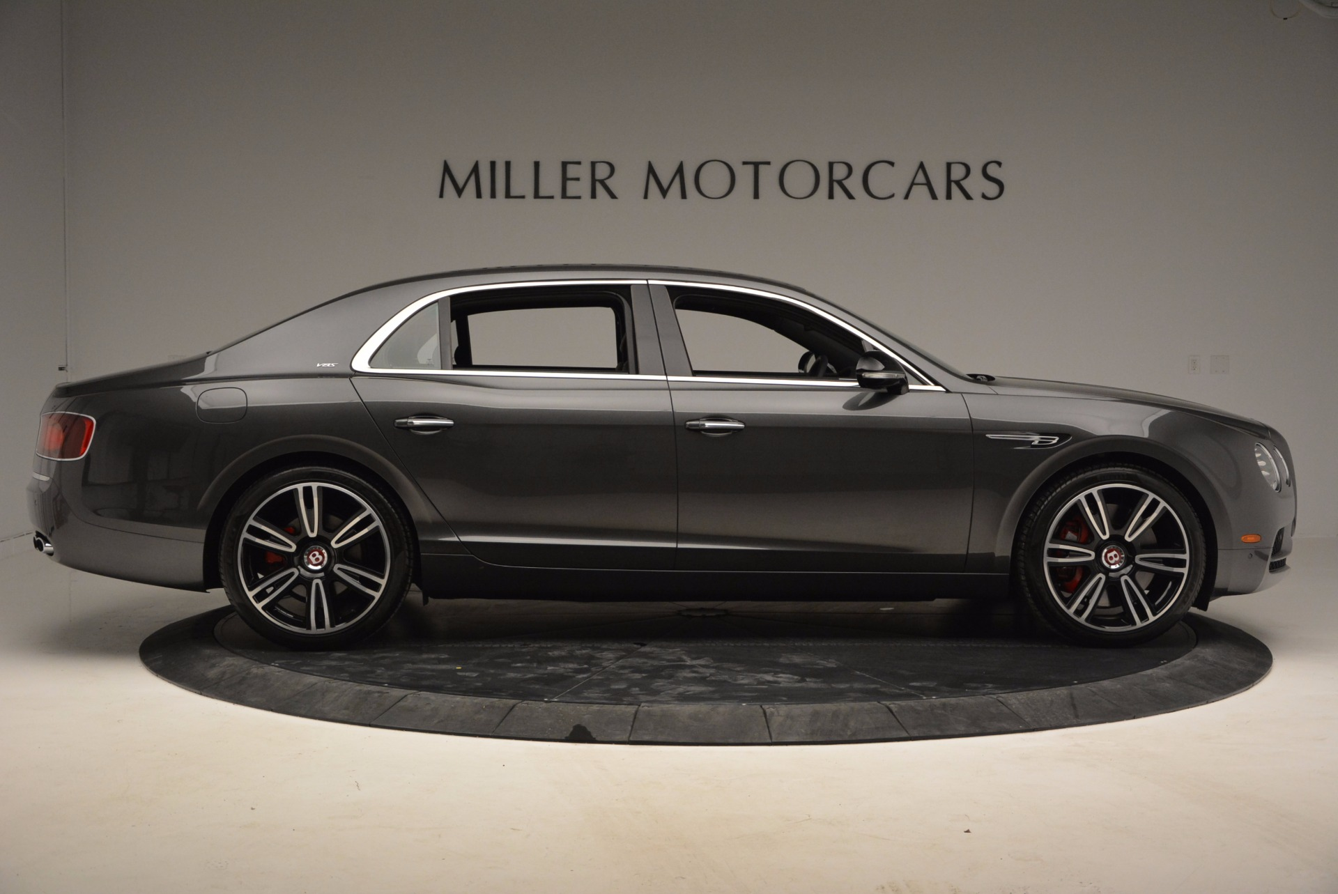 Used 2017 Bentley Flying Spur V8 S For Sale In Greenwich, CT 875_p9