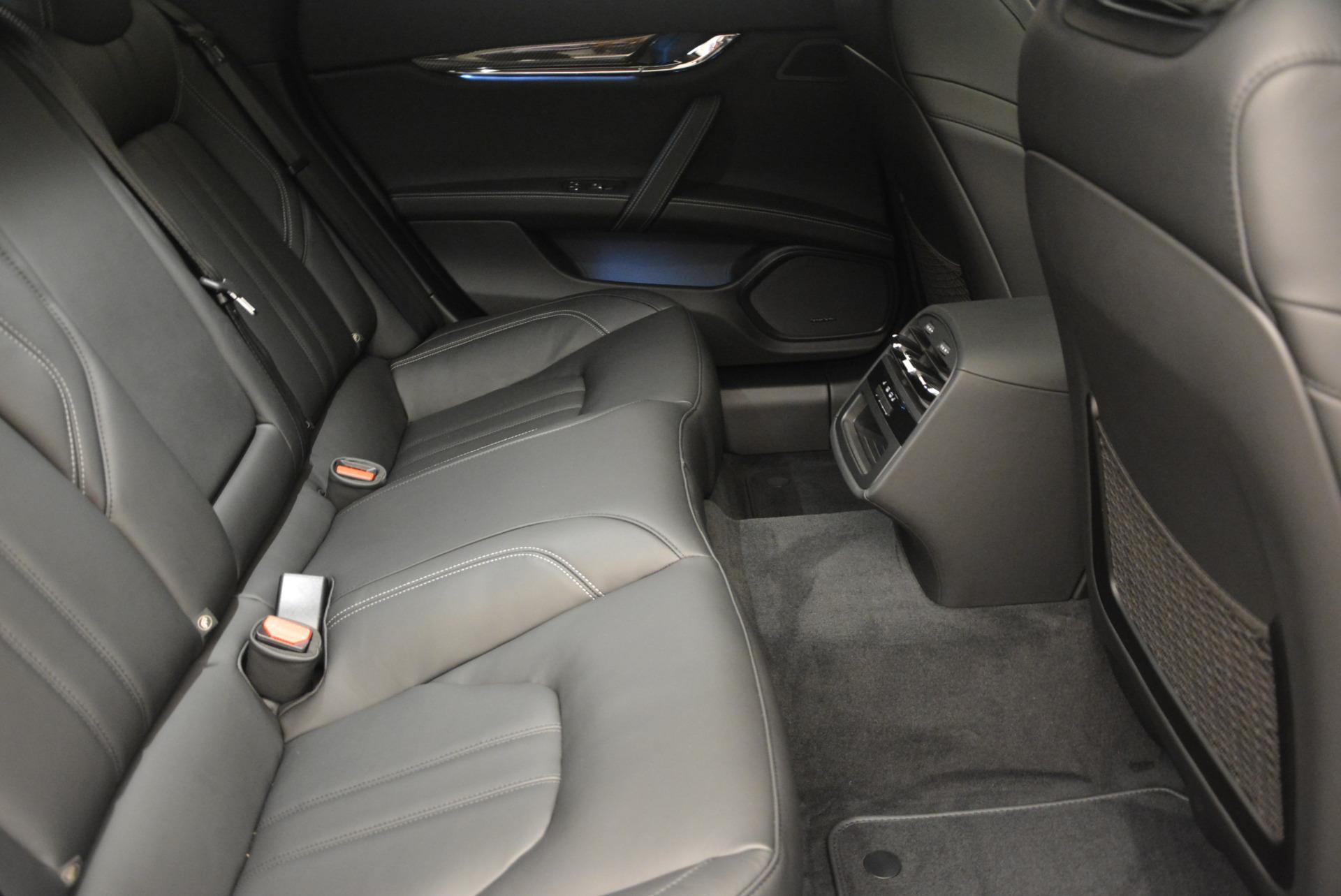 New 2017 Maserati Quattroporte S Q4 GranSport For Sale In Greenwich, CT 877_p18