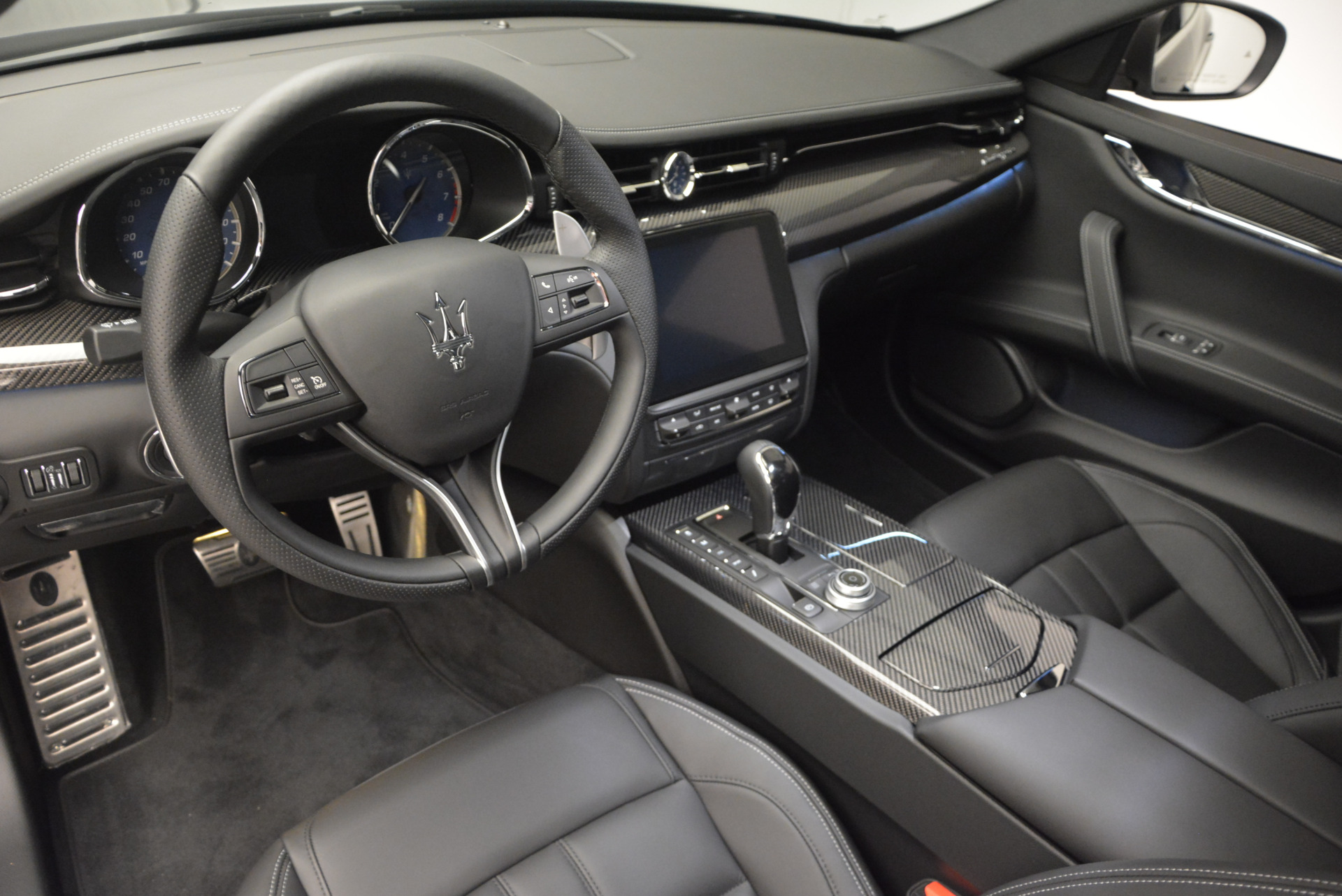 New 2017 Maserati Quattroporte S Q4 GranSport For Sale In Greenwich, CT 877_p22