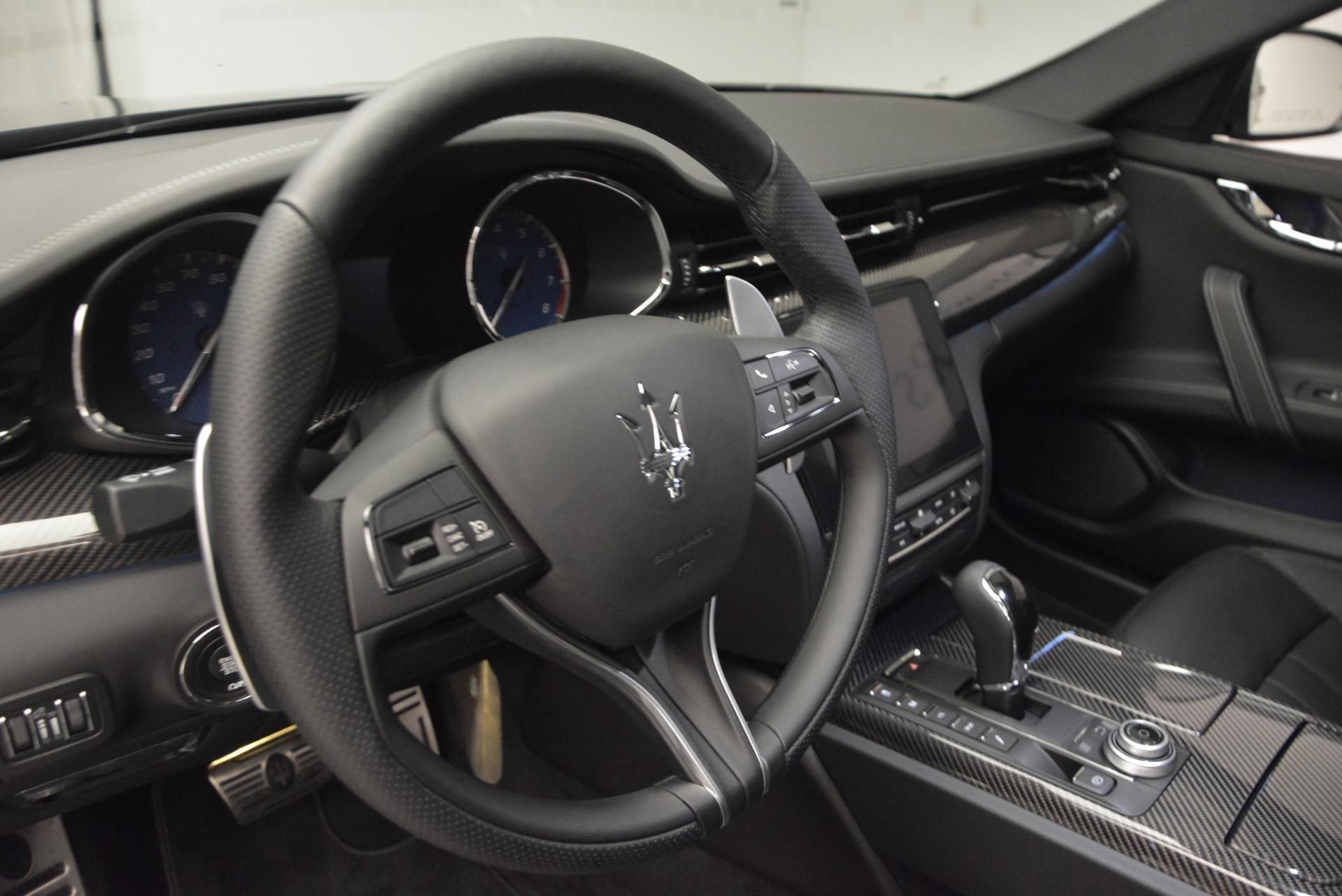 New 2017 Maserati Quattroporte S Q4 GranSport For Sale In Greenwich, CT 877_p25