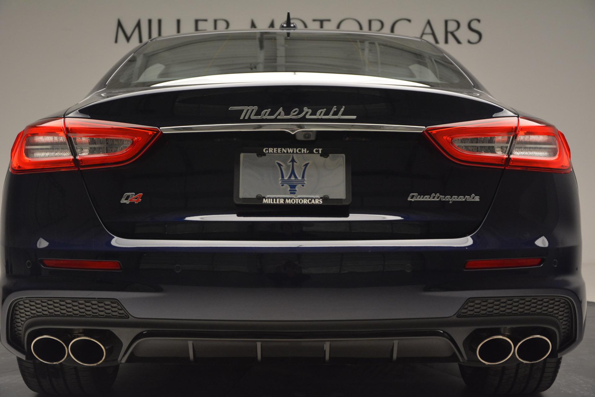 New 2017 Maserati Quattroporte S Q4 GranSport For Sale In Greenwich, CT 877_p29