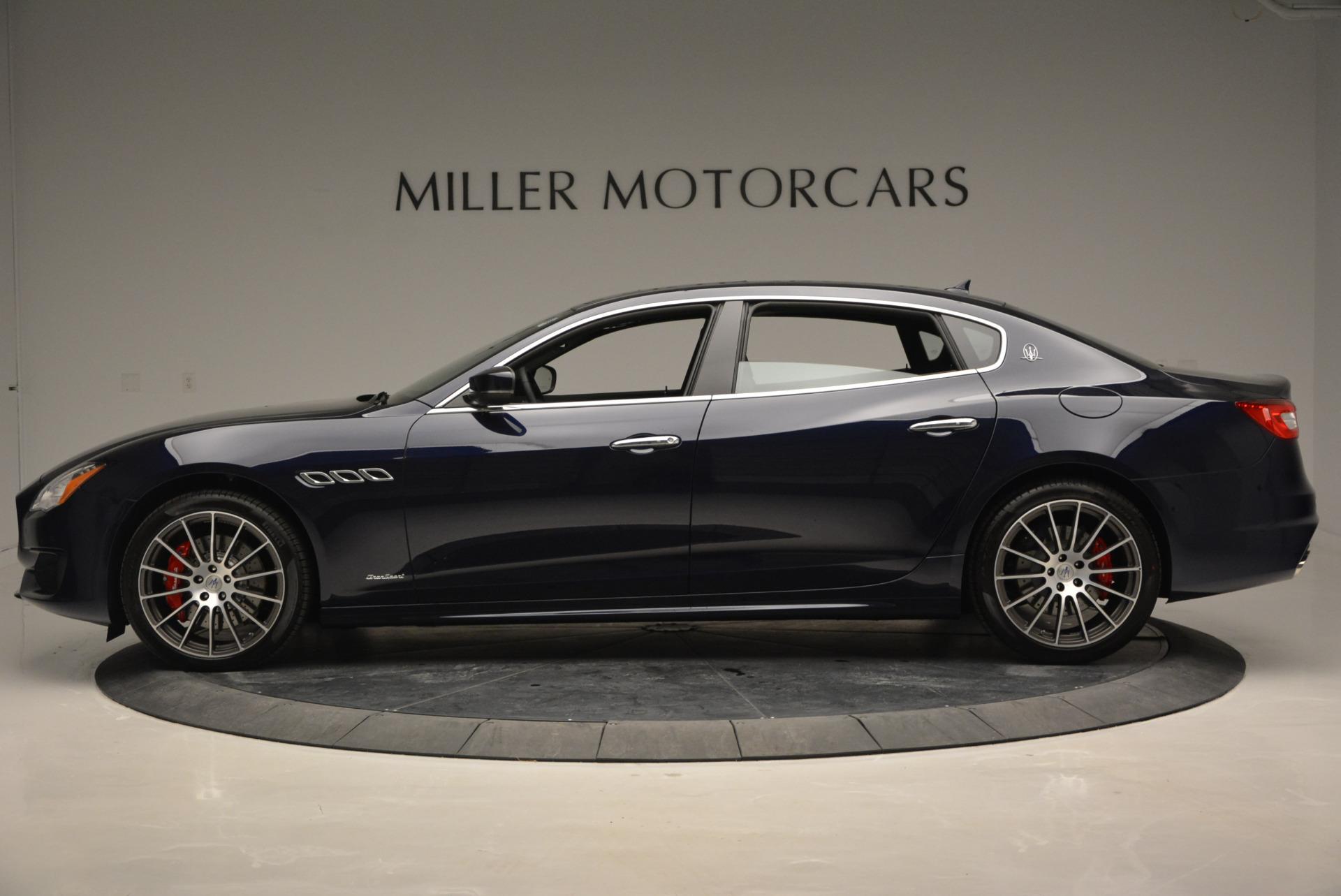 New 2017 Maserati Quattroporte S Q4 GranSport For Sale In Greenwich, CT 877_p3