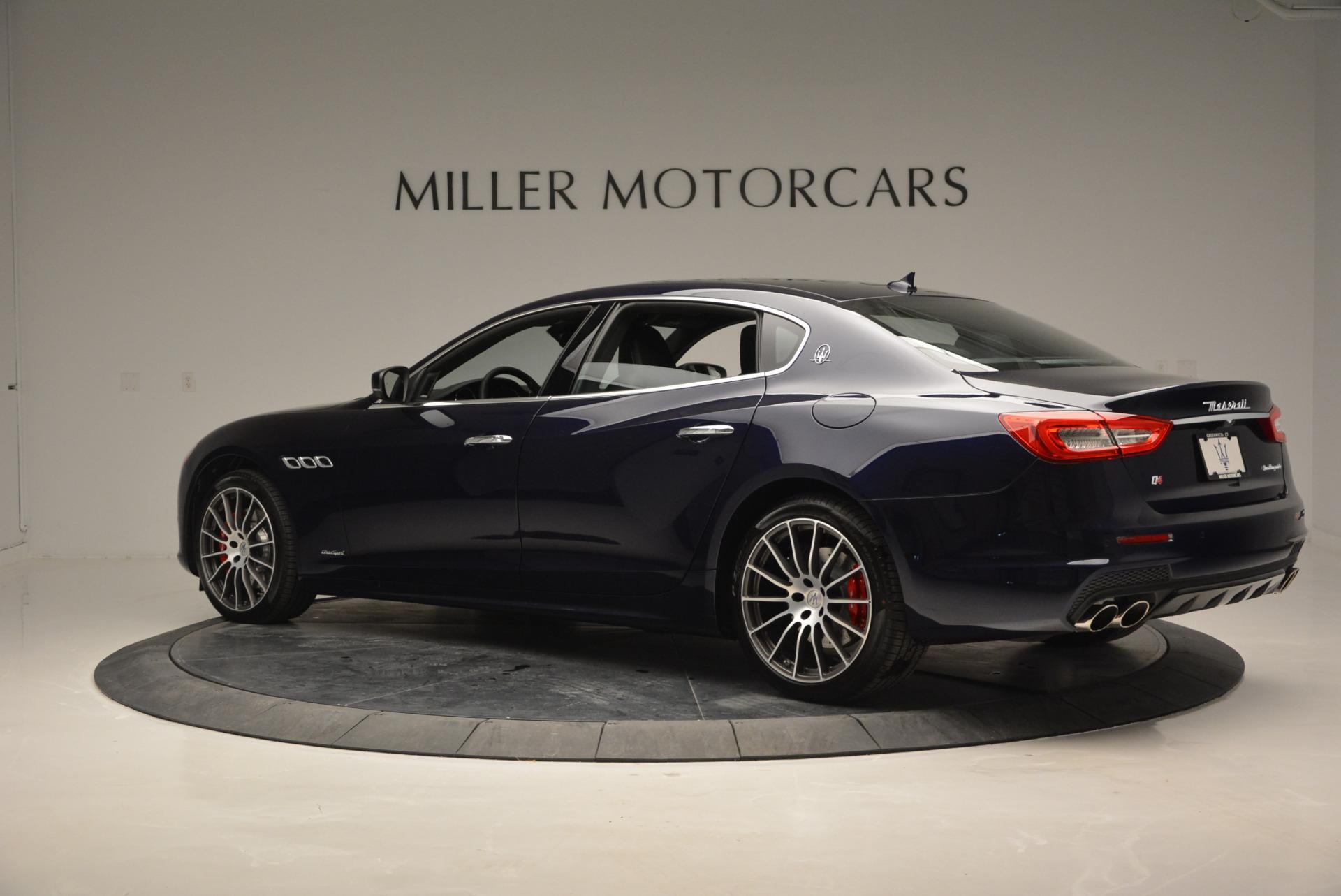 New 2017 Maserati Quattroporte S Q4 GranSport For Sale In Greenwich, CT 877_p4
