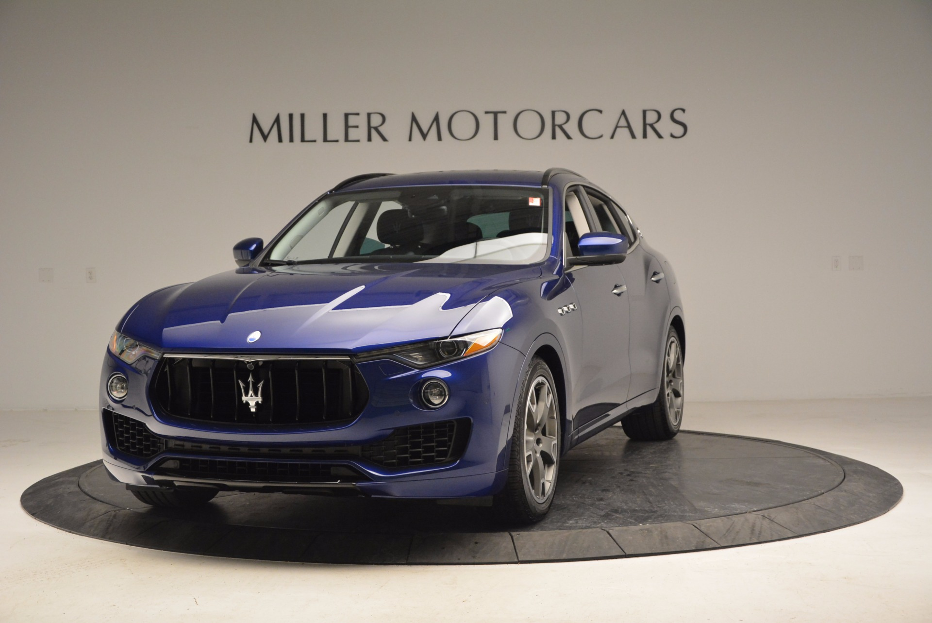 New 2017 Maserati Levante  For Sale In Greenwich, CT 878_main