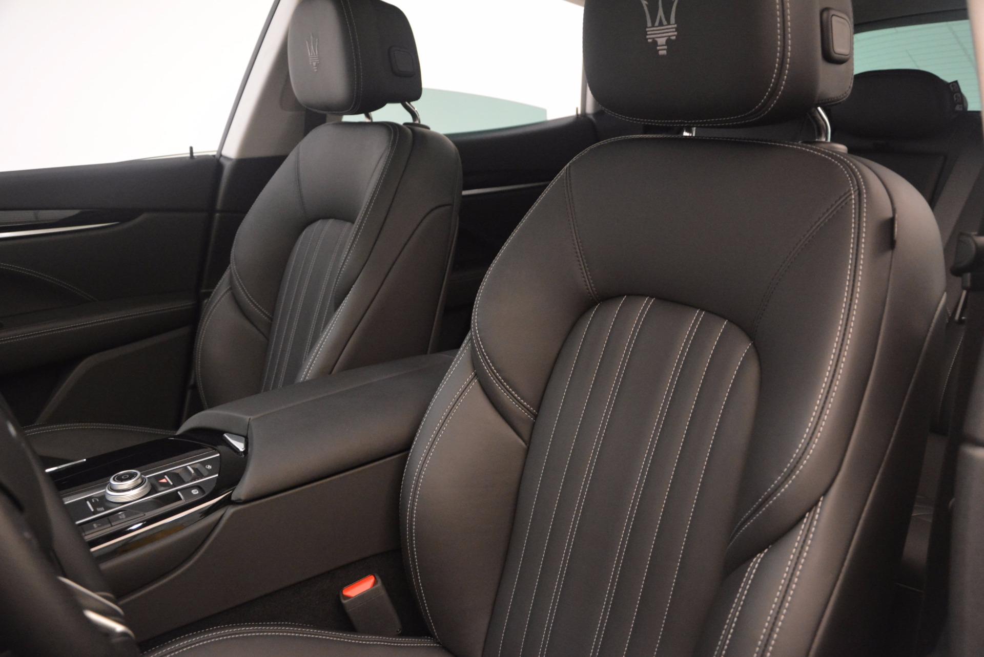 New 2017 Maserati Levante  For Sale In Greenwich, CT 880_p15