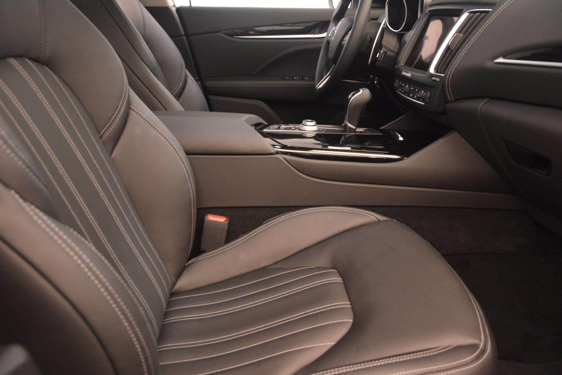 New 2017 Maserati Levante  For Sale In Greenwich, CT 880_p20