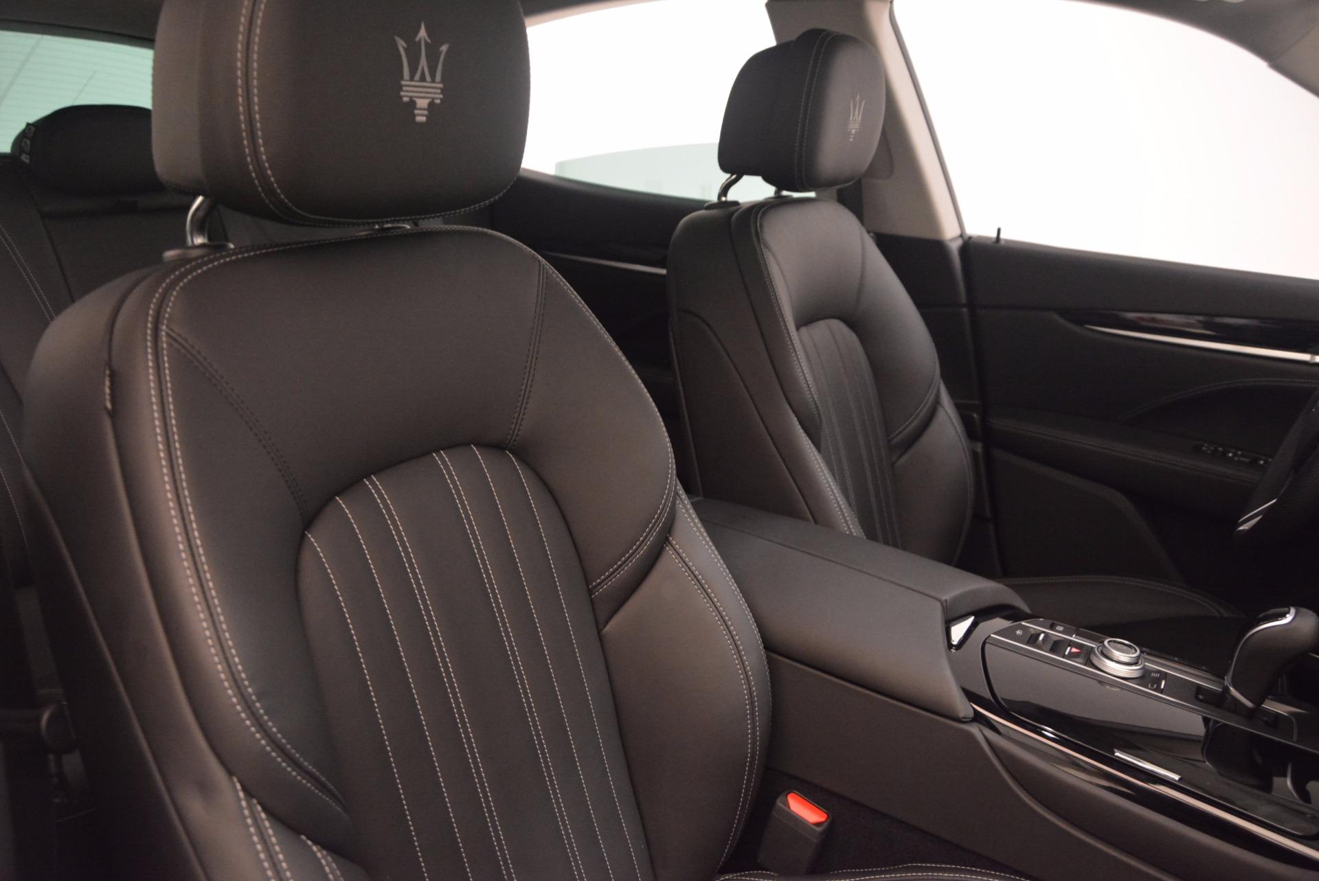 New 2017 Maserati Levante  For Sale In Greenwich, CT 880_p21