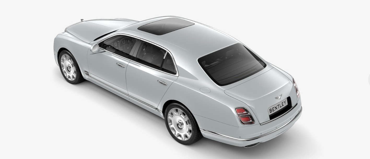 New 2017 Bentley Mulsanne  For Sale In Greenwich, CT 883_p5