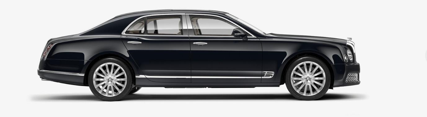 New 2017 Bentley Mulsanne  For Sale In Greenwich, CT 884_p2