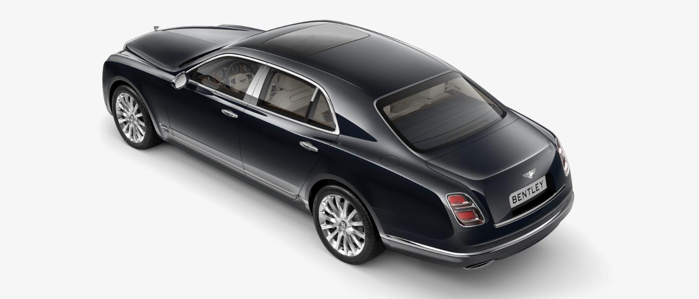 New 2017 Bentley Mulsanne  For Sale In Greenwich, CT 884_p5