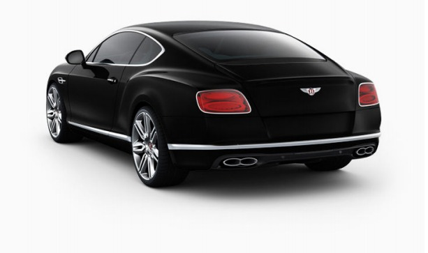New 2017 Bentley Continental GT V8 For Sale In Greenwich, CT 885_p4
