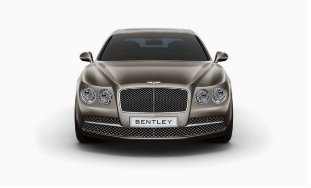 New 2017 Bentley Flying Spur W12 For Sale In Greenwich, CT 886_p2