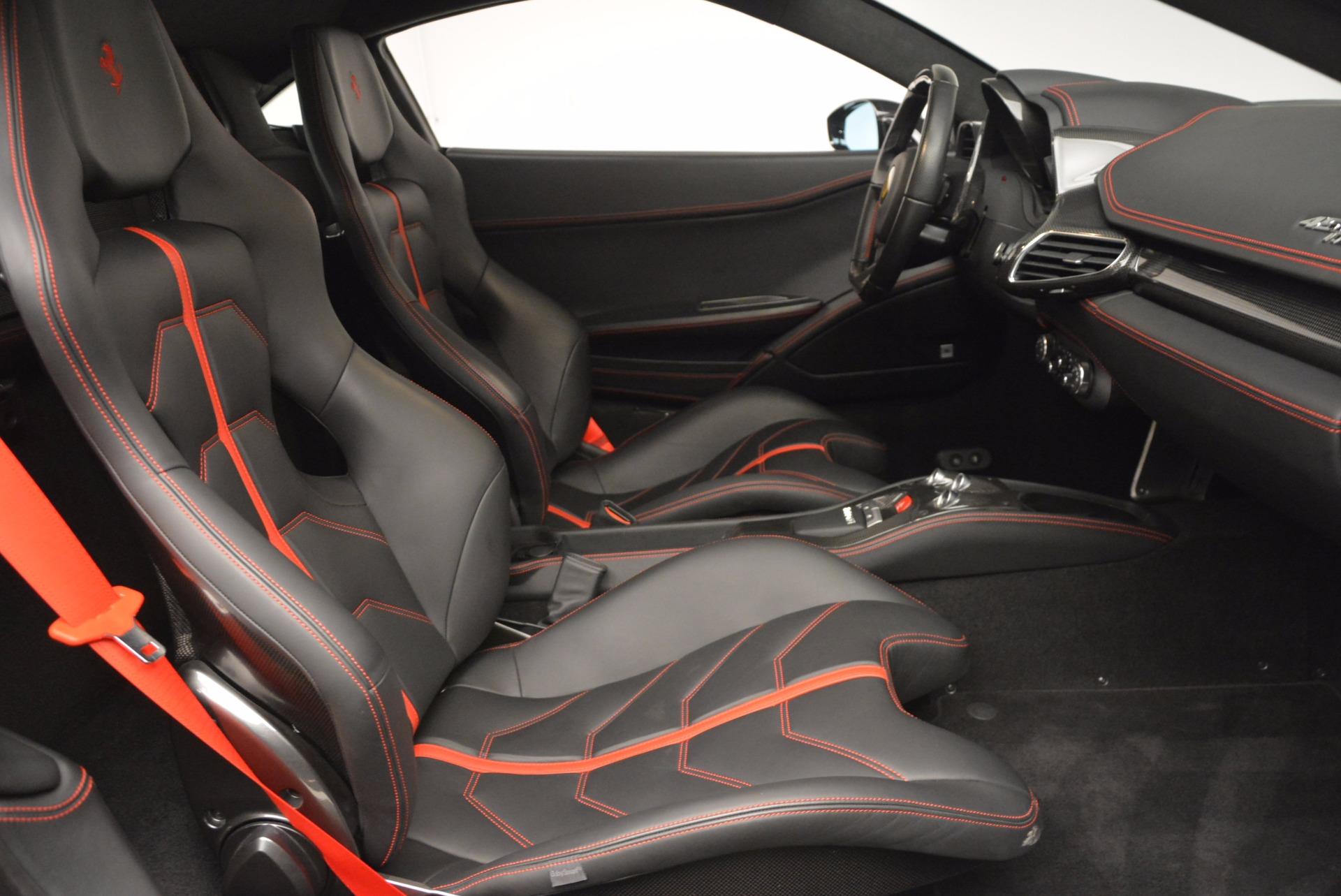 Used 2013 Ferrari 458 Italia  For Sale In Greenwich, CT 889_p18