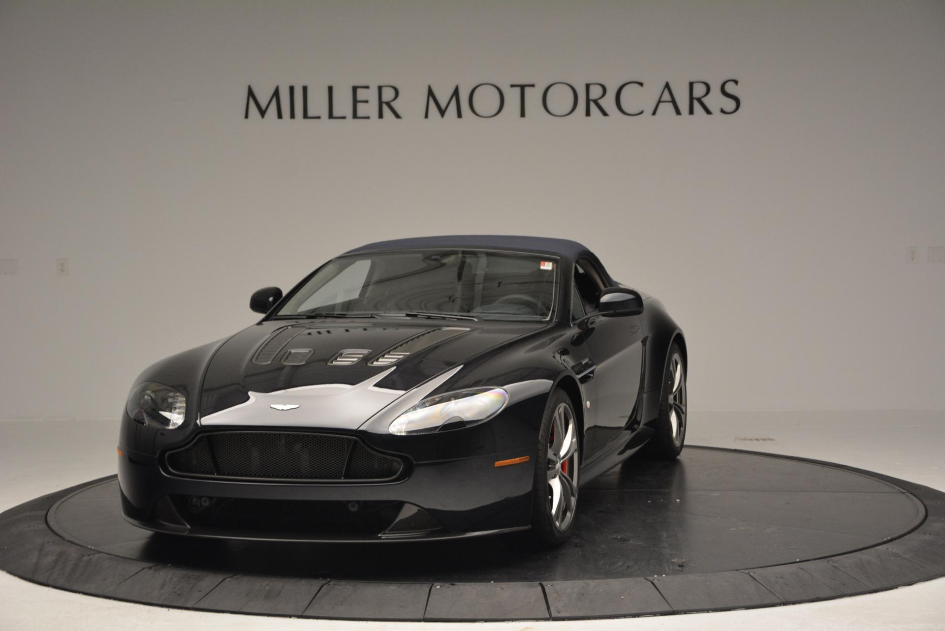 Used 2016 Aston Martin V12 Vantage S Convertible For Sale In Greenwich, CT 89_p13