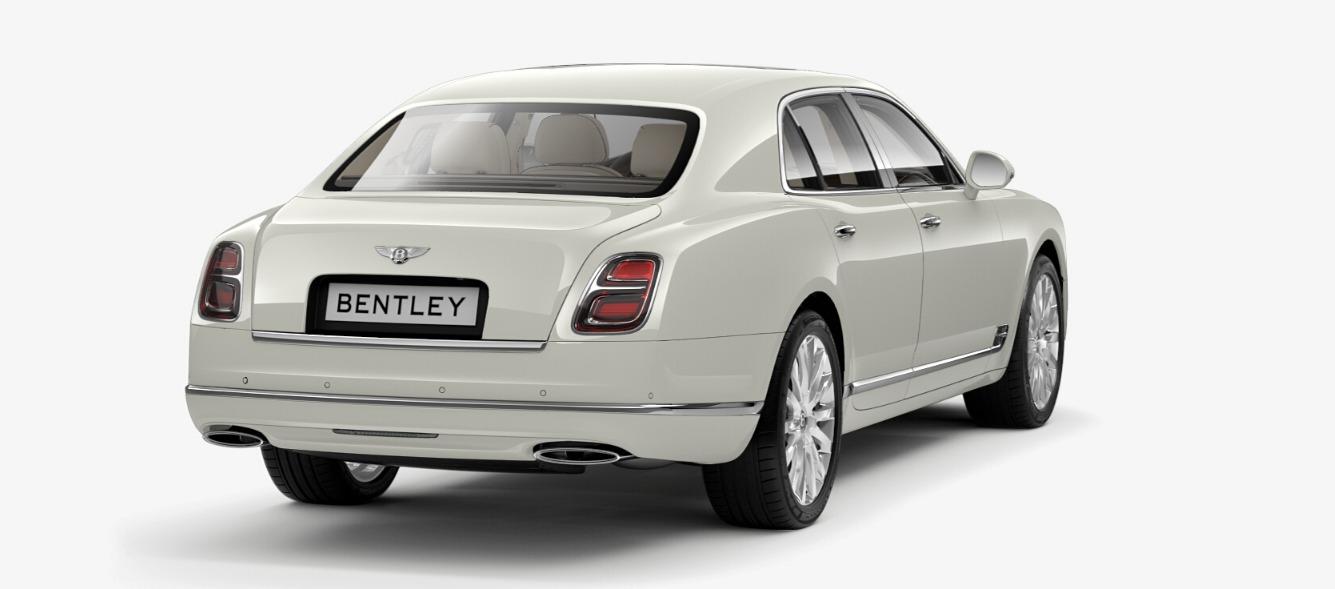 New 2017 Bentley Mulsanne  For Sale In Greenwich, CT 890_p3
