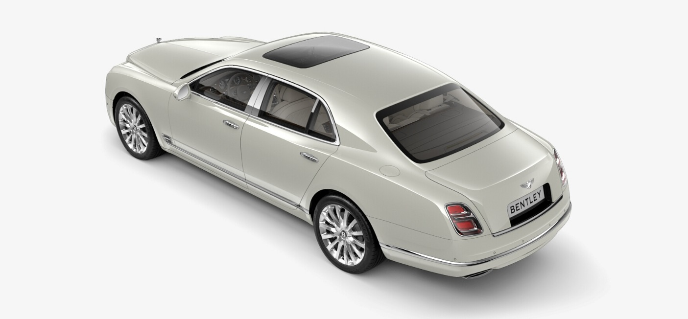 New 2017 Bentley Mulsanne  For Sale In Greenwich, CT 890_p4