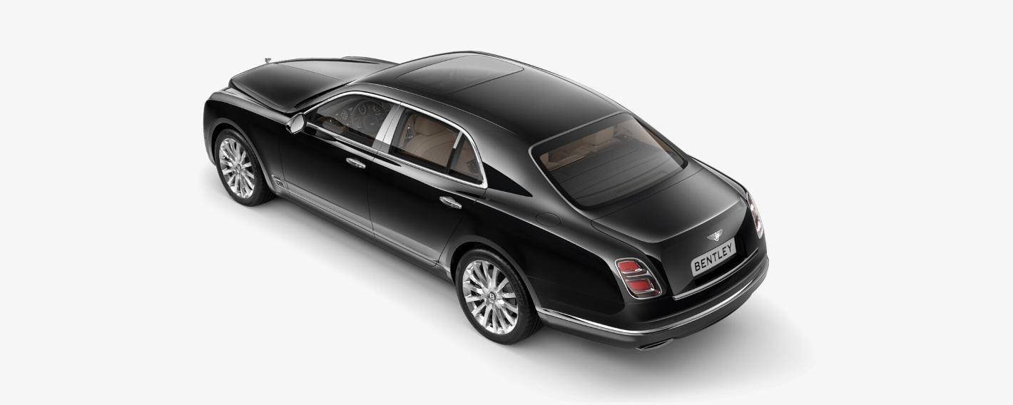 New 2017 Bentley Mulsanne  For Sale In Greenwich, CT 892_p4